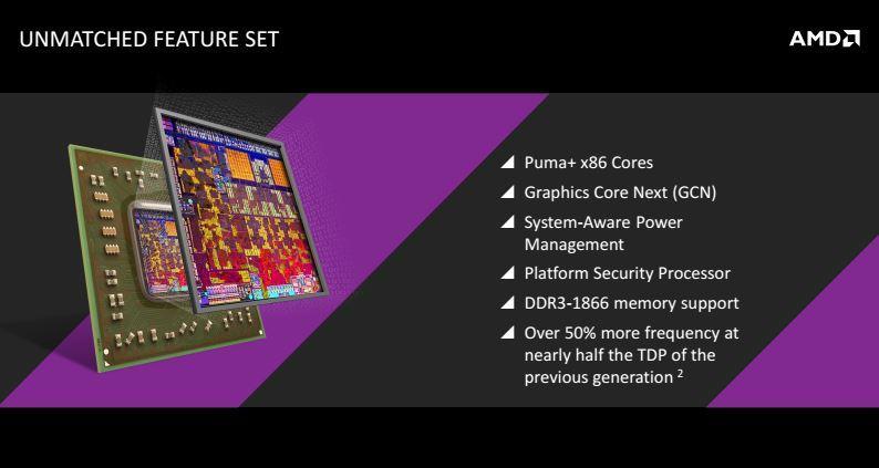 AMD Beema y Mullins
