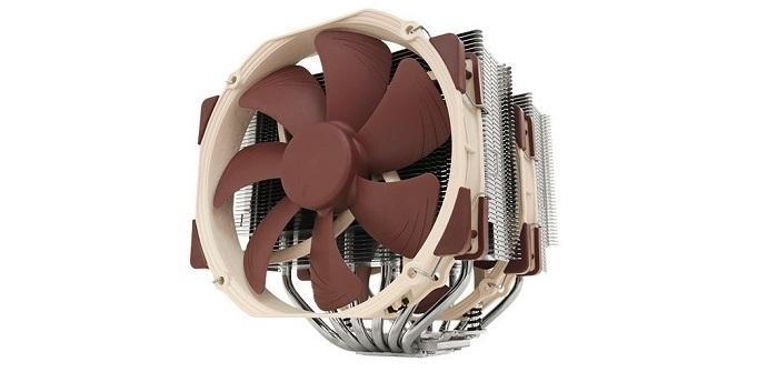 [SORTEO] Sorteamos un Noctua NH-D15 y dos juegos de ventiladores