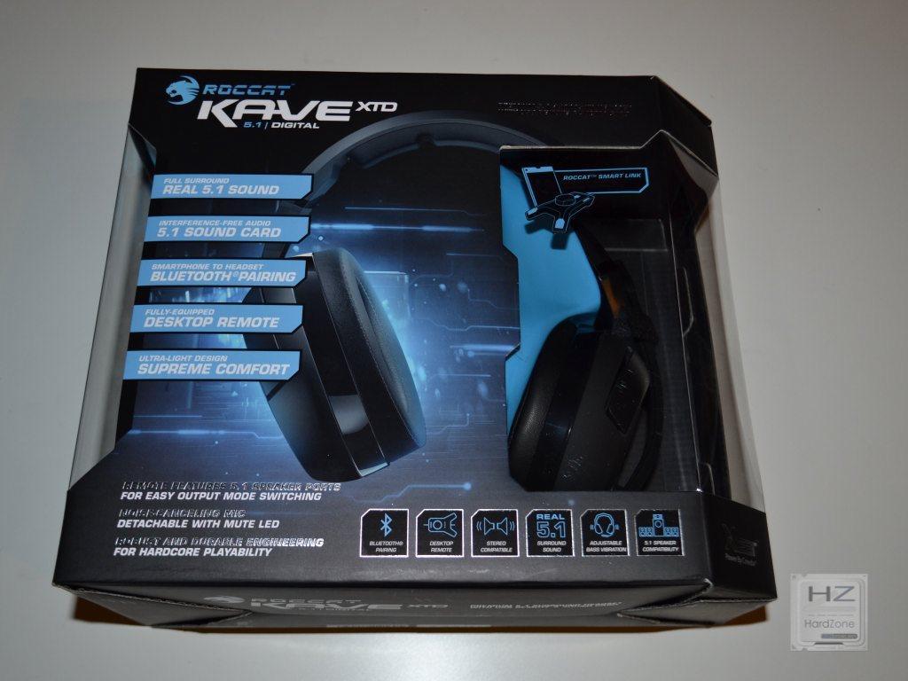 Roccat Kave XTD -002