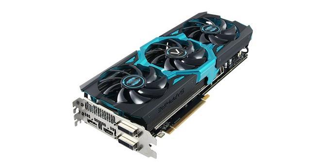 Sapphire Radeon R9 290X OC Vapor-X
