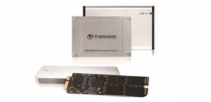 Transcend Jetdrive SSD