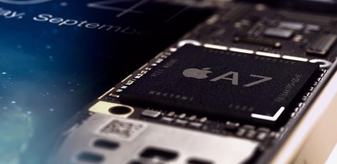 iPhone A7