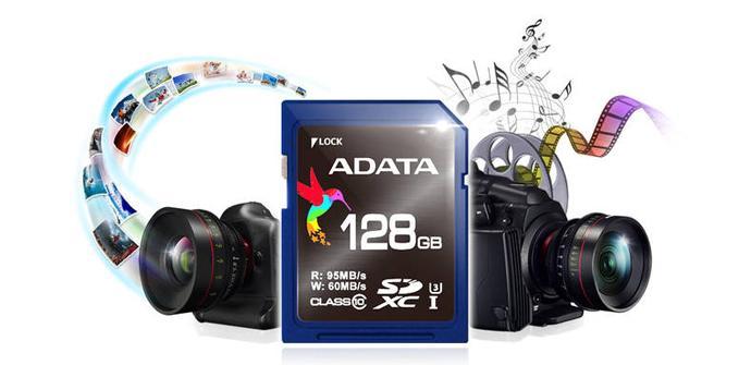 ADATA Memoria 4K