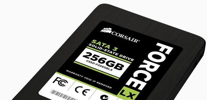 Corsair LX Solid SSD
