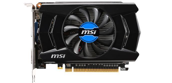 MSI GTX 750