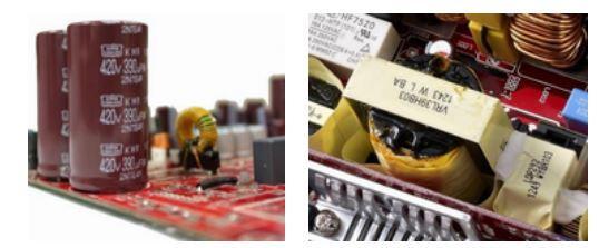 V1200 Condensadores