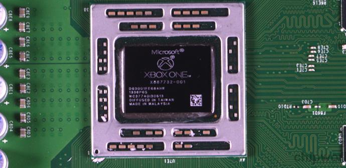 ESRAM Xbox ONe