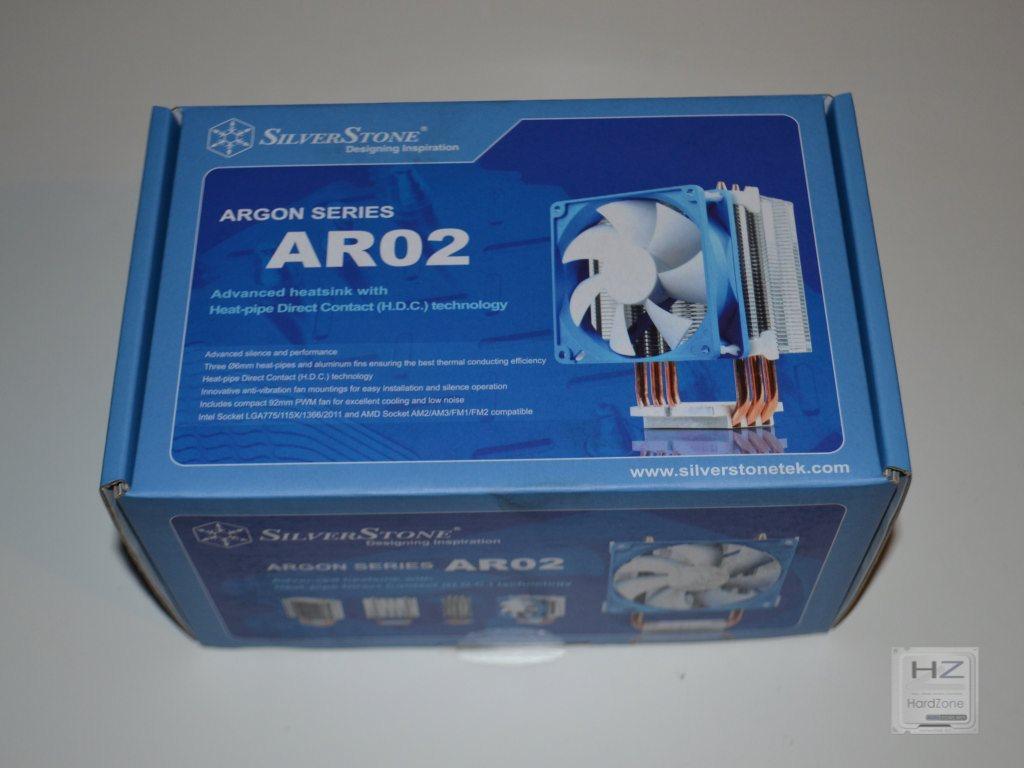 Silverstone AR02 -001