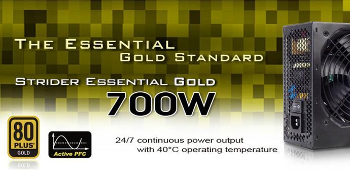 Silverstone Strider Essential 700