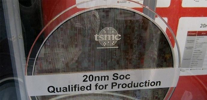 TSMC 20nm SoC
