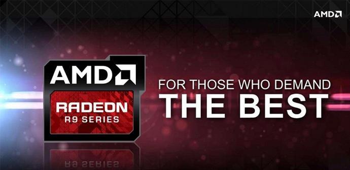AMD Radeon R9 Logo