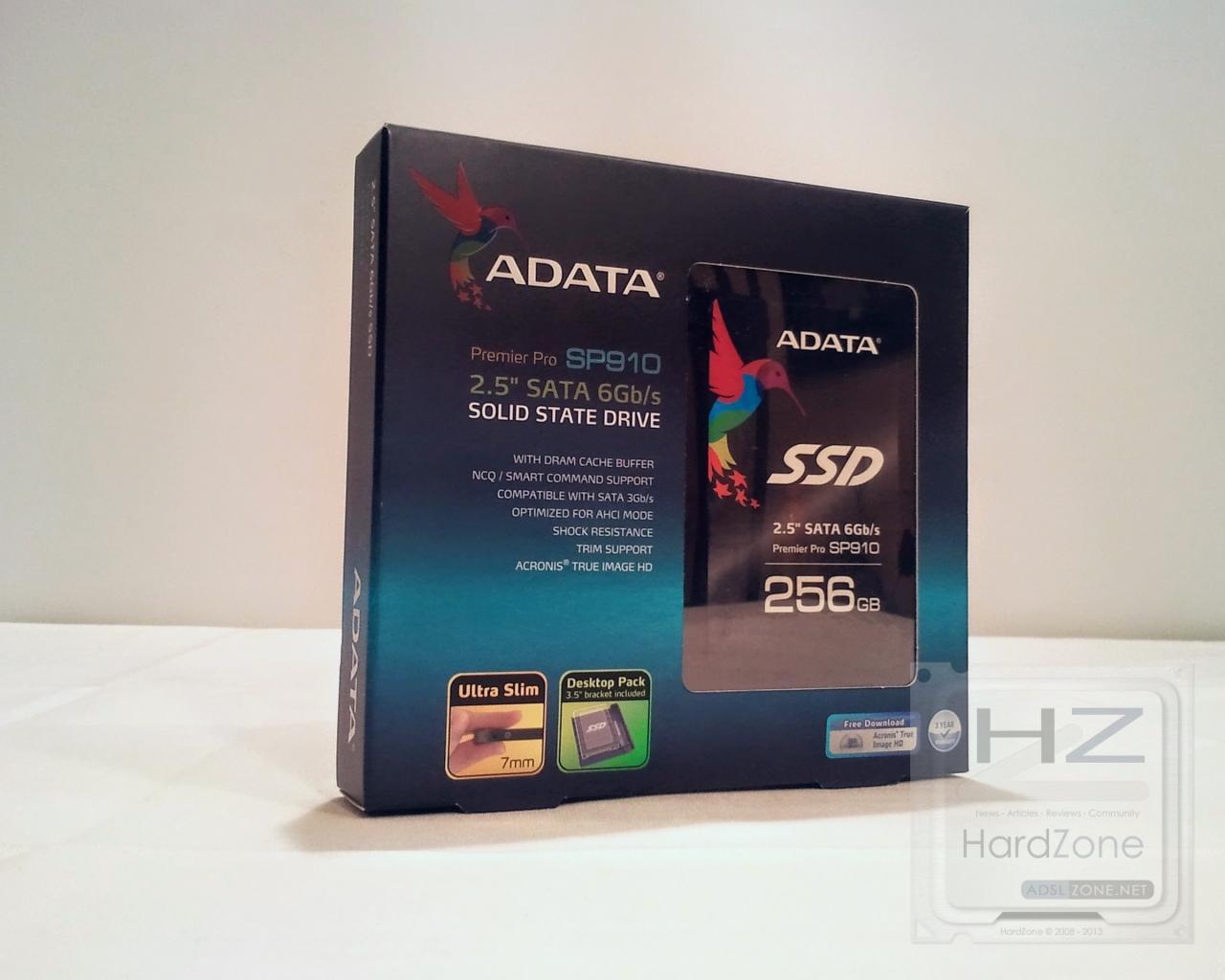 Adata SP910 256GB_001