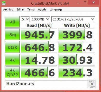 CrystalDisk Mark