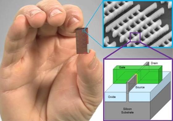 Intel-TriGate-Transistor