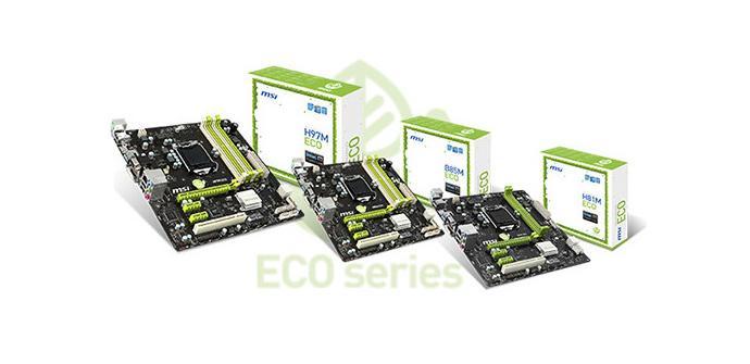 MSI Eco