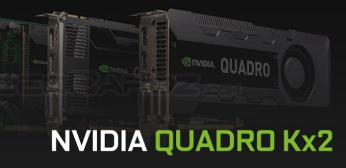 NVIDIA Quadro Kx2