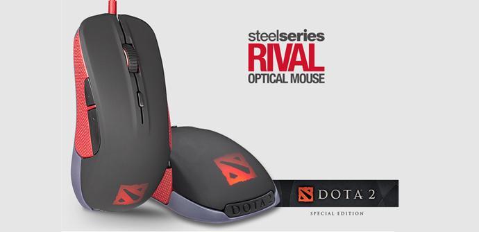 Steelseries Rival Dota 2