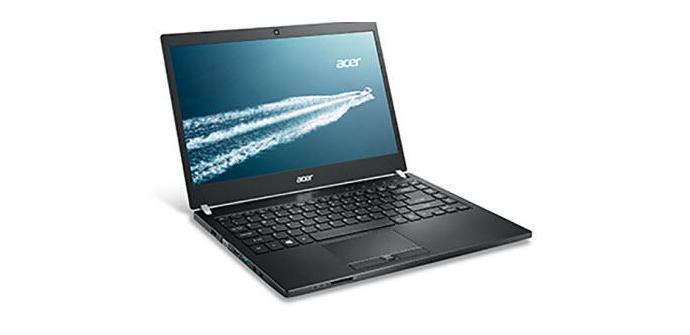 Acer Travelmate P276