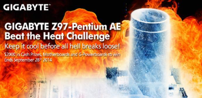 Gigabyte reto Pentium