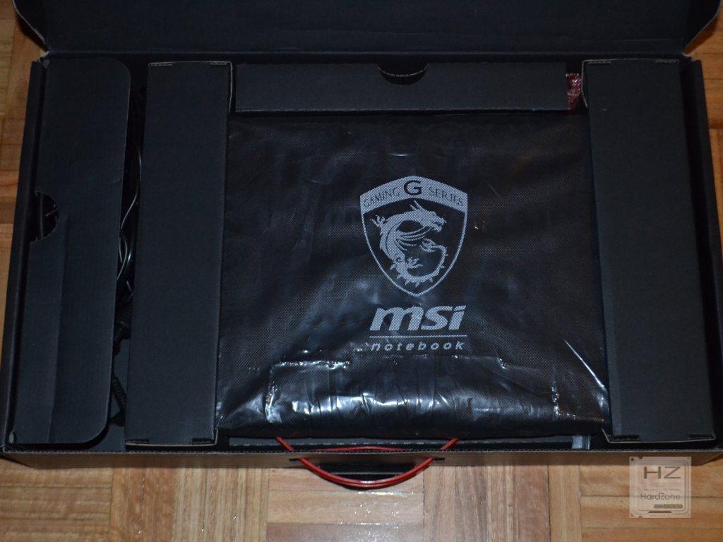 MSI GP60 -004