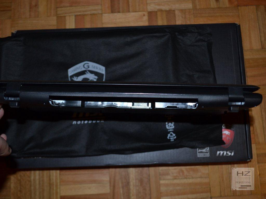 MSI GP60 -018