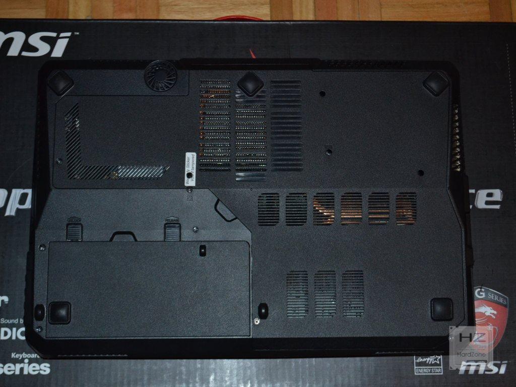 MSI GT60 -010