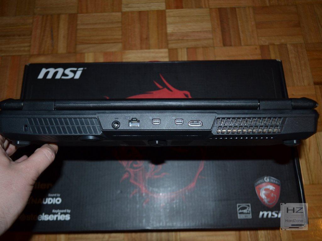 MSI GT60 -013