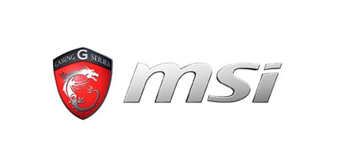 MSI Logo Gaming