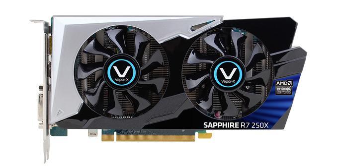 Sapphire R7 250X Ghz