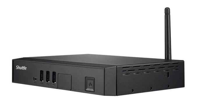 Shuttle Barebone Android