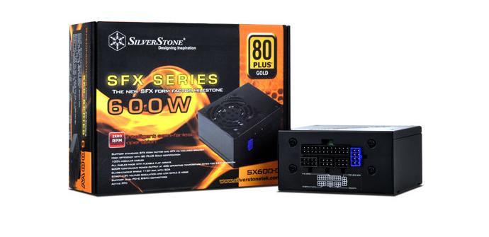 Silverstone SX600-G