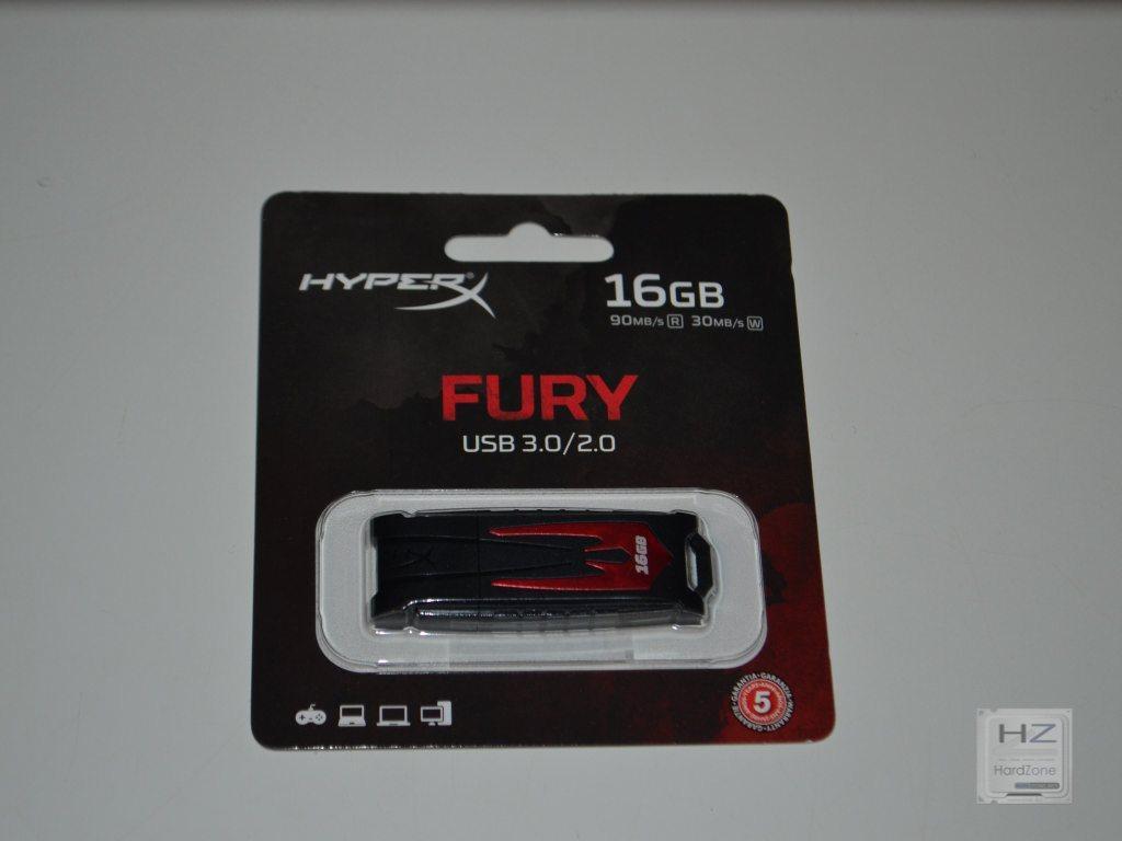 Kingston HyperX Fury USB -001