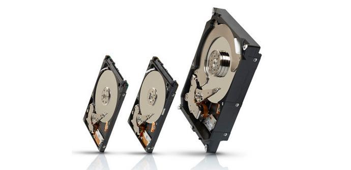 Seagate HDs