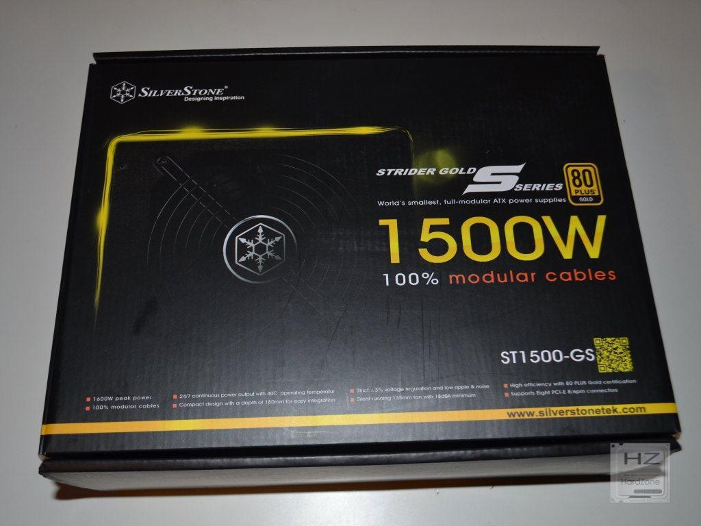 Silverstone ST1500-GS -001