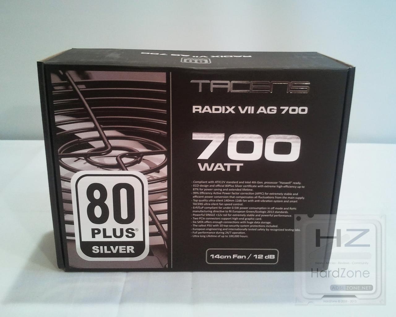 Tacens Radix VII AG 700_1_002