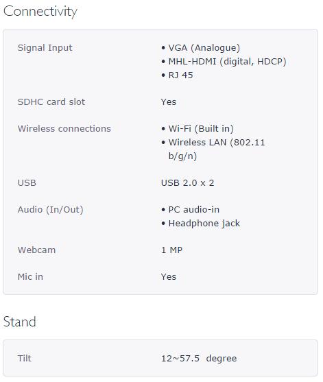 connectivitystand