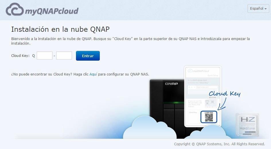 2.- Instalación en la nube