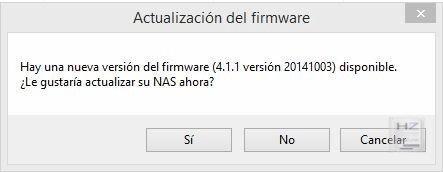 4.- Actualización Firmware