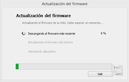 4.1.- Actualización Firmware