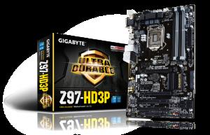 Gigabyte Z97-HD3P LGA1150