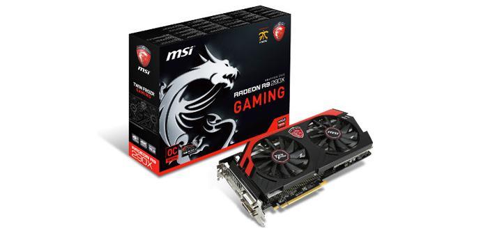 MSI R9 290X 8 GB