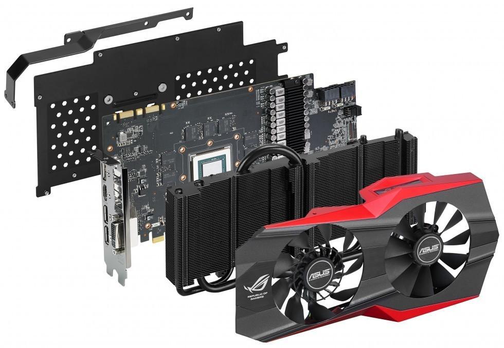 Asus GeForce GTX 980 ROG Matrix Platinum