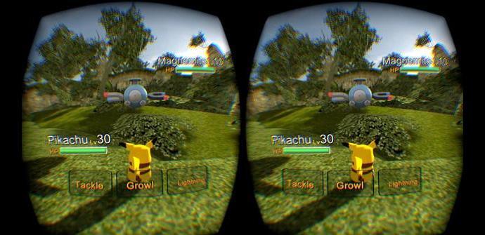 Pokemon Oculus