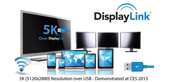 DisplayLink 5K
