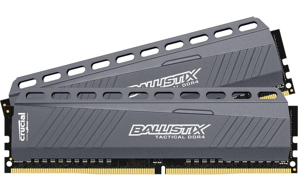 crucial Ballistix Tactical DDR4