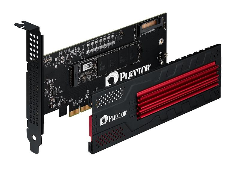 plextor M6e Black Edition PCI-Express SSD