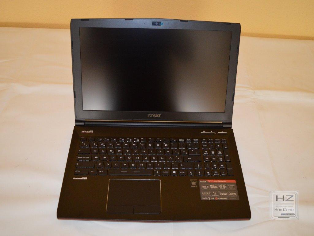 MSI GE62 -023
