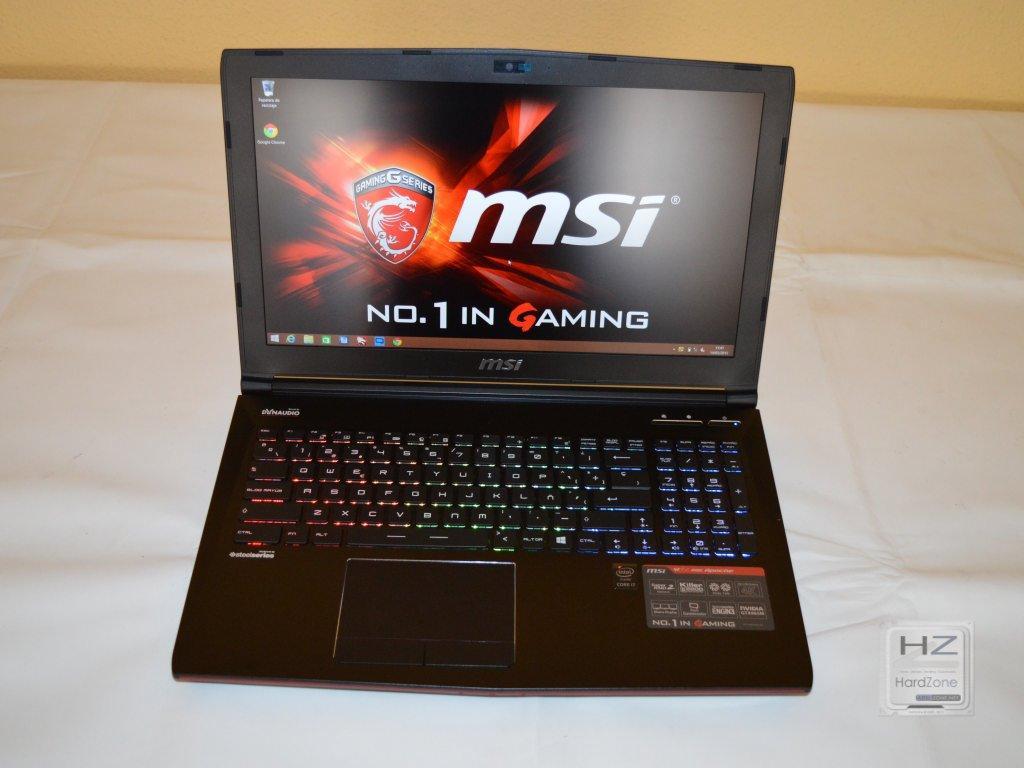 MSI GE62 -033