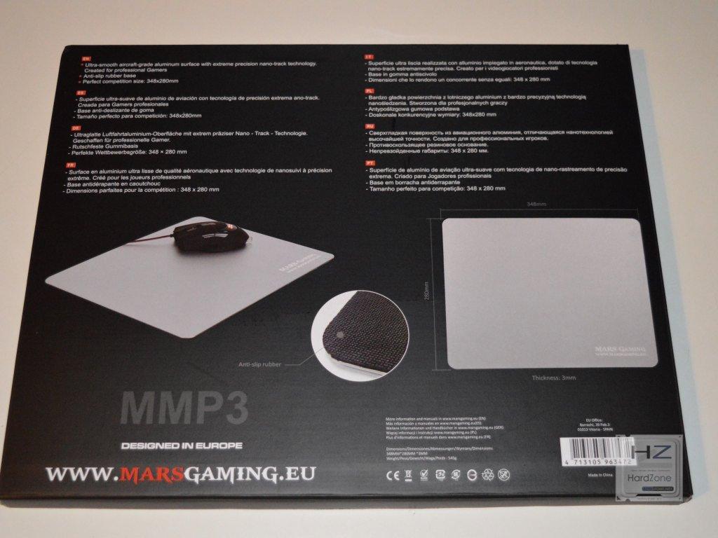 Mars Gaming MMP3 -003