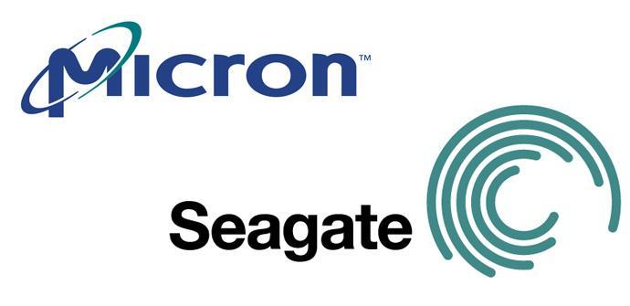 Micron y Seagate
